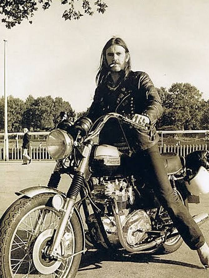 Born to lose Live to win, always Lemmy